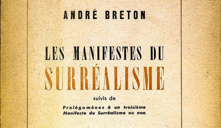 Манифест сюрреализма Андре Бретона