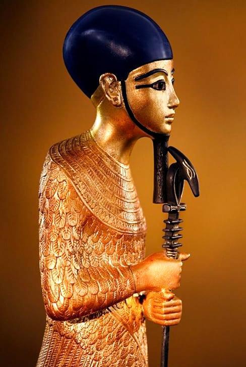 Юный фараон Тут