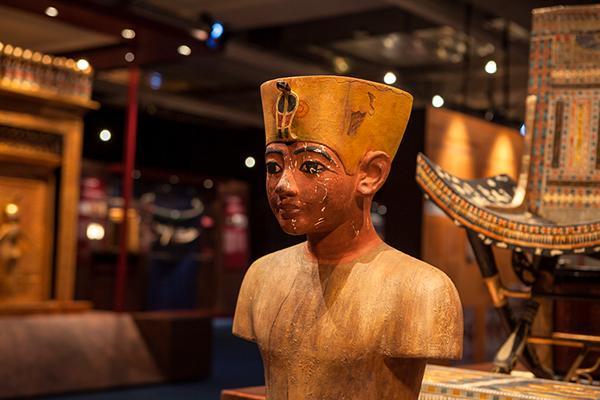 Тутанхамон - сын Эхнатона