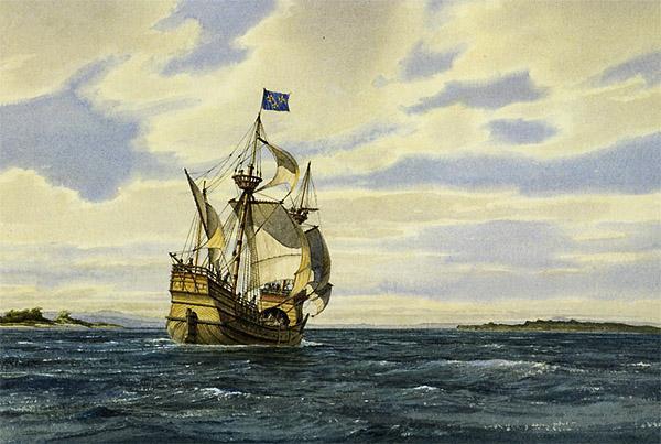 корабль Верразано 10 фактов об исследователе.