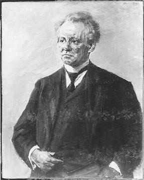 Немецкий археолог Людвиг Борхардт
