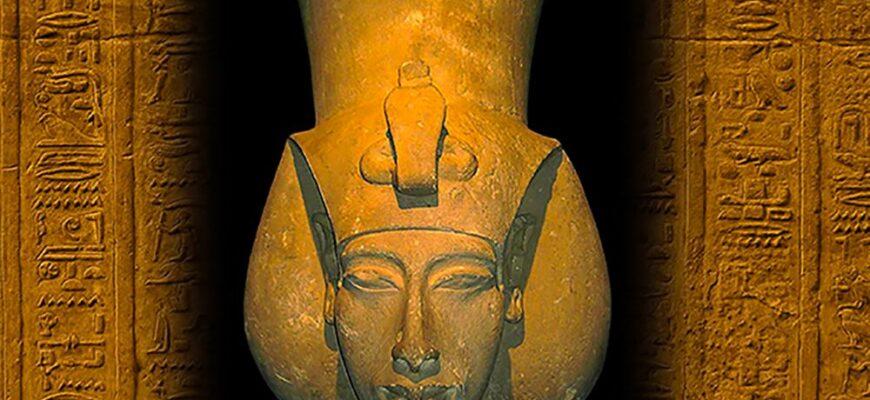 Эхнатон. 10 фактов о монотеистическом фараоне Древнего Египта.