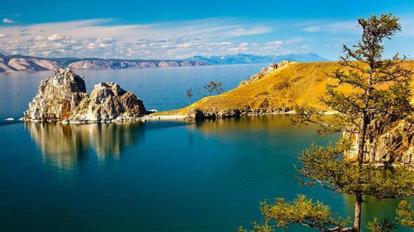 озеро Байкал самое глубокое место на земле