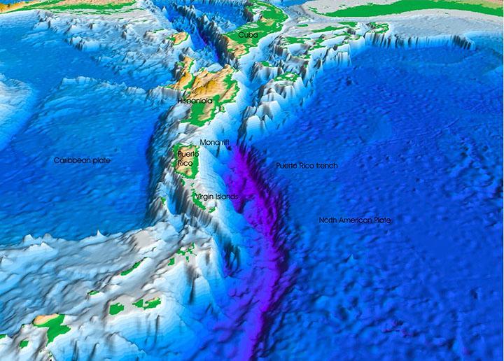 глубина Милуоки самое глубокое место на земле