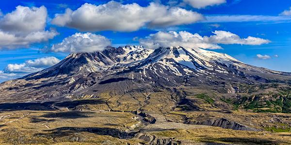 Извержении горы Святой Елены в 1980 году. 10 фактов.