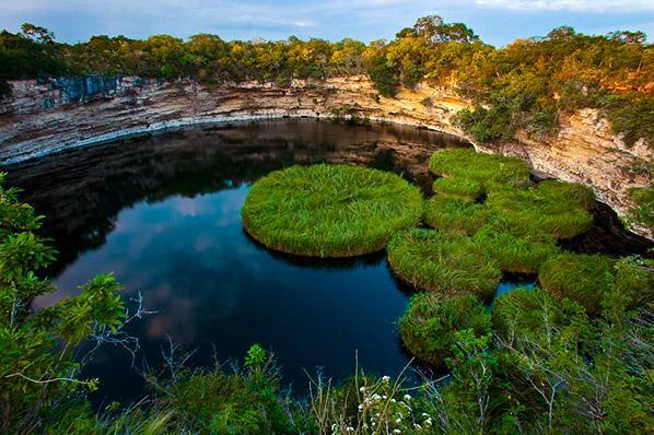 Эль Сакатон топ 10 самых глубоких мест в мире