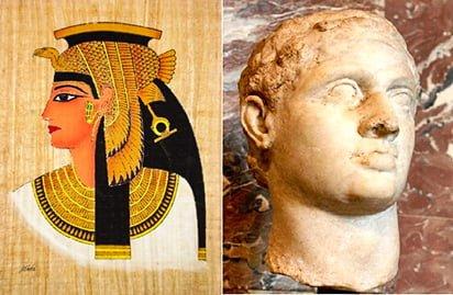 Клеопатра и Птолемей XIII Клеопатра, царица Египта. 6 главных достижений.