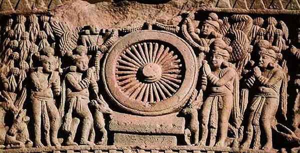 первое колесо, Месопотамия