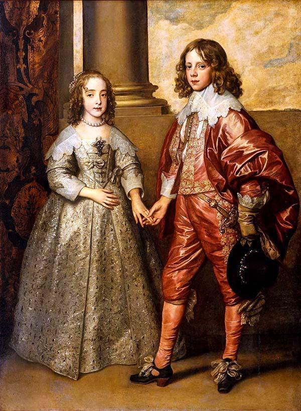 Мария и Франциск