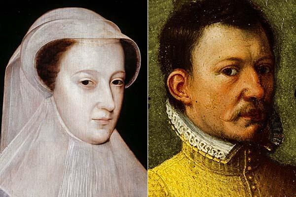 Мария Стюарт и лорд Ботвелл