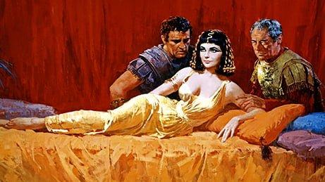 Марк Антоний и Клеопатра Клеопатра, царица Египта. 6 главных достижений.