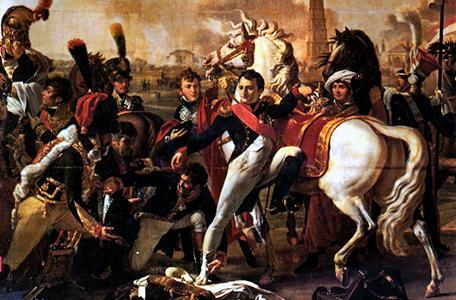 Роль Наполеона Бонапарта во время французской революции