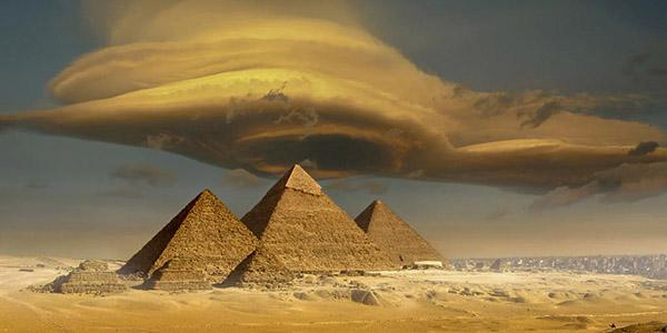 Тайны и Факты о пирамидах в Египте