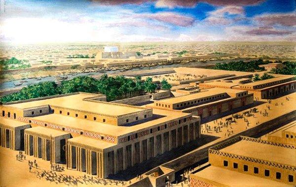 Урук. Месопотамская цивилизация. 10 главных достижений.
