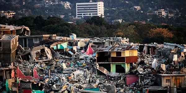 землетрясение на Гаити в 2010 году. факты