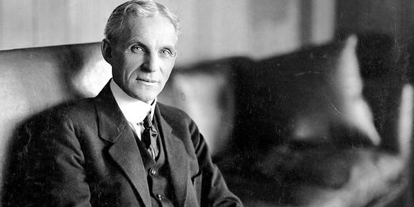 Генри Форд. 10 фактов об американском промышленнике.