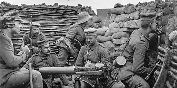 первая мировая война и 7 медицинских фактов