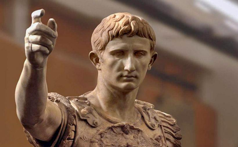 Август Цезарь древнеримская цивилизация