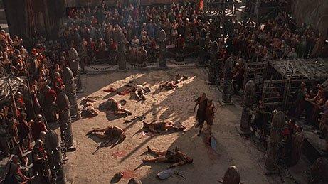 Децимация в древнеримской армии