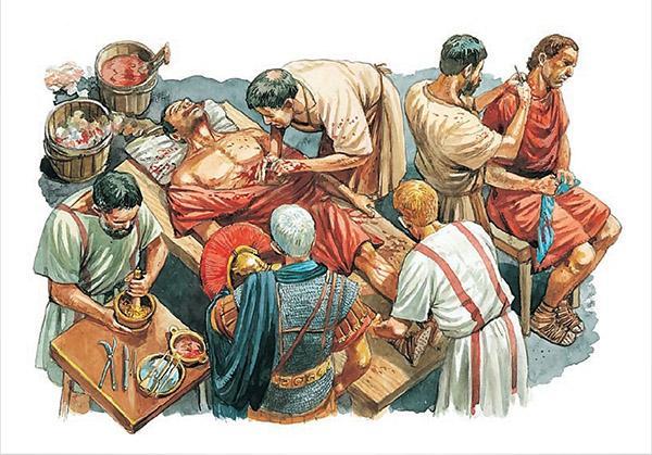 медицина древнего мира древнеримская цивилизация