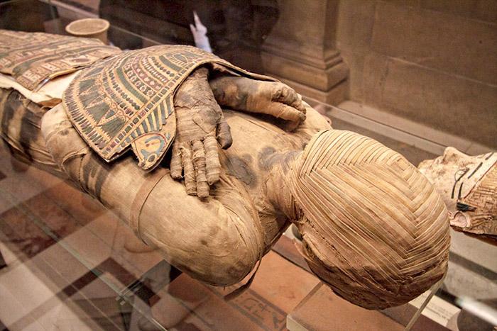 мумия Древнего Египта