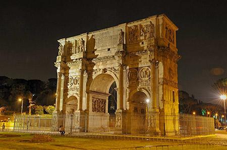 Римская арка древнеримская цивилизация