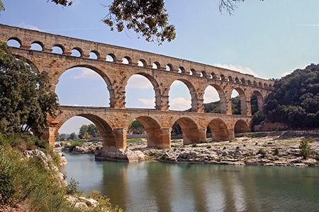 римские акведуки древнеримская цивилизация