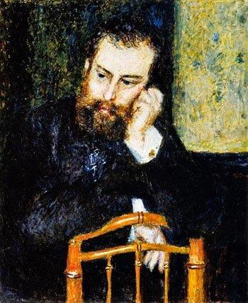 Альфред Сислей импрессионизм