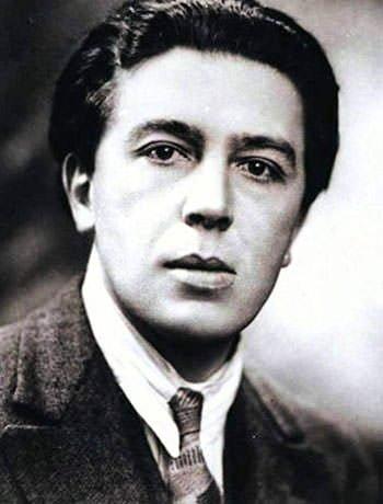 Андре Бретон, придумавший прозвище Авида Доллары для Дали