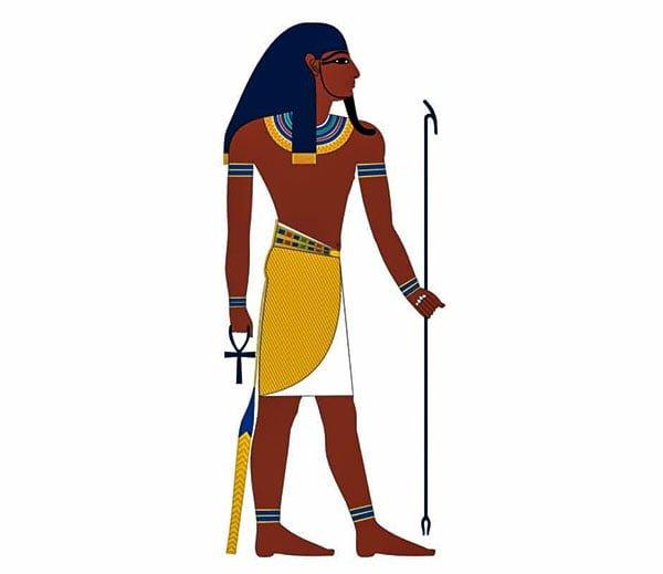 Атум, бог Древнего Египта Мифы