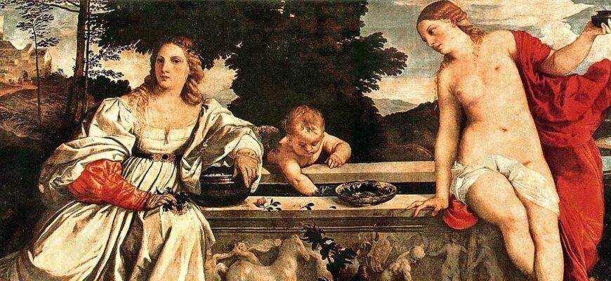 Эпоха Возрождения 10 известных художников и их шедевры
