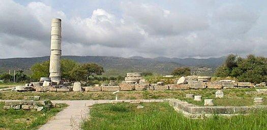Герайон на Самосе, Греция