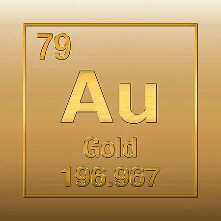 Химический элемент Золото