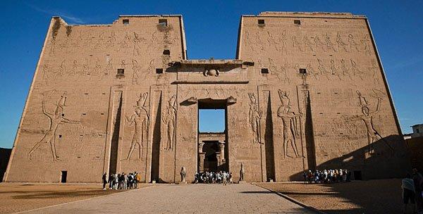 Храм Эдфу Мифы Древнего Египта