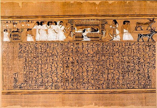 Книга мертвых Мифы Древнего Египта