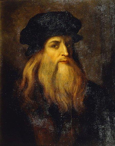 Леонардо Да Винчи Эпоха Возрождения