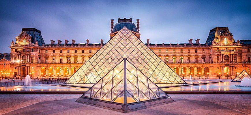 лувр и его 10 самых известных шедевров