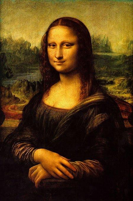Мона Лиза (1517) Эпоха Возрождения