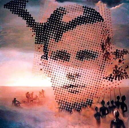 Портрет умершего брата Сальвадора Дали