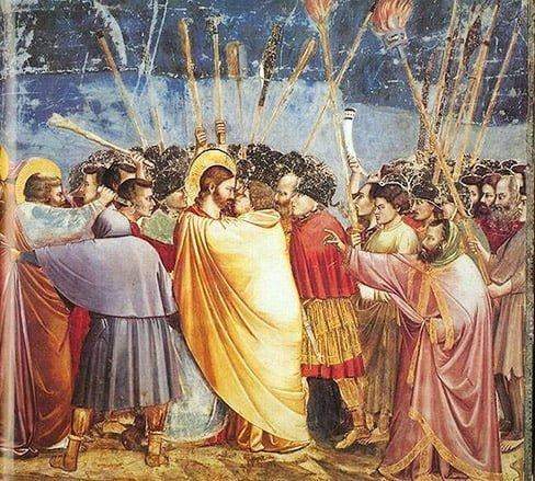 поцелуй Иуды (1306)