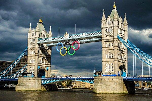 Легендарный мост с кольцами