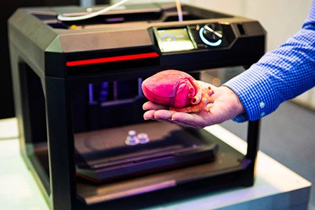 создание донорского органа 3D печать