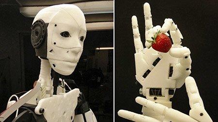 3D печать мягкий робот