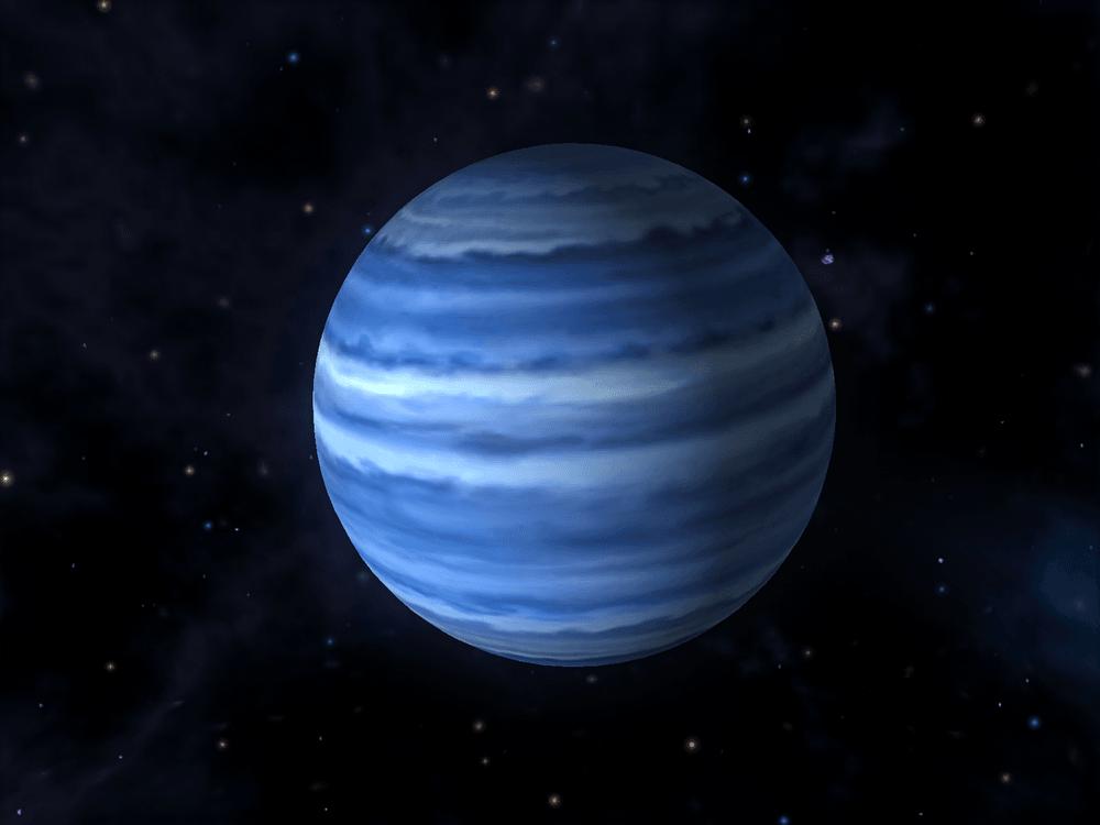 Нептун, снимки из космоса