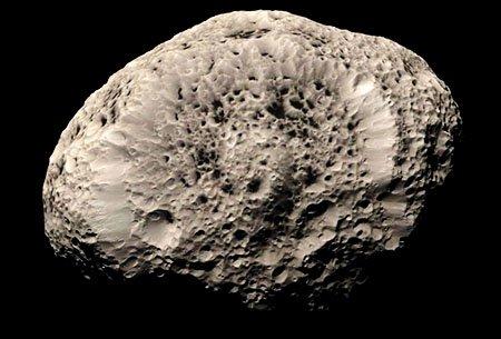 Спутник Сатурна, Гиперион