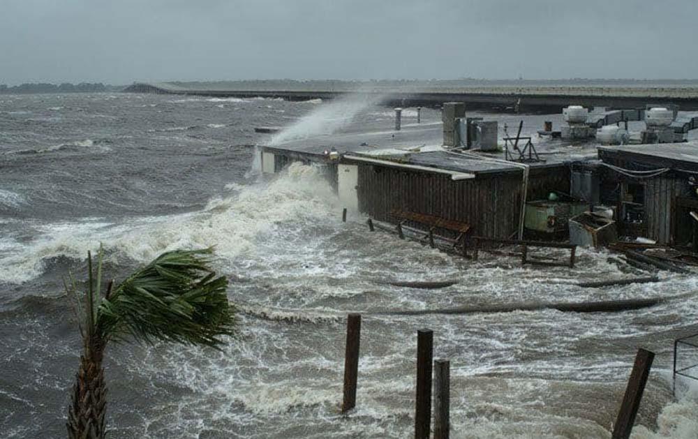 Ураган Катрина, Флорида