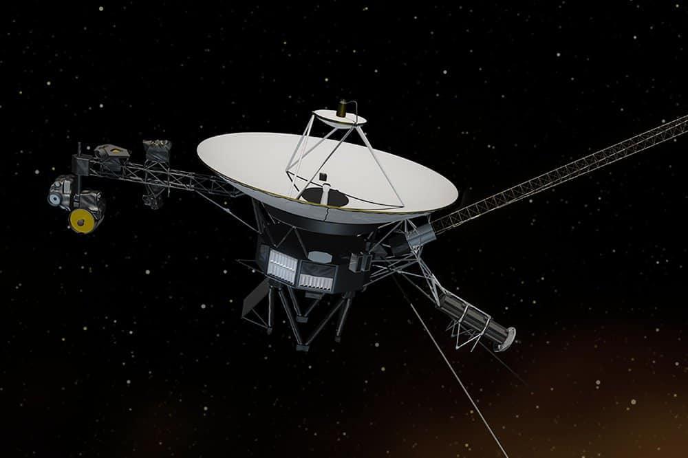 Voyager I Юпитер