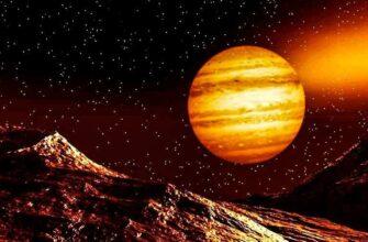 Юпитер 10 интересных фактов