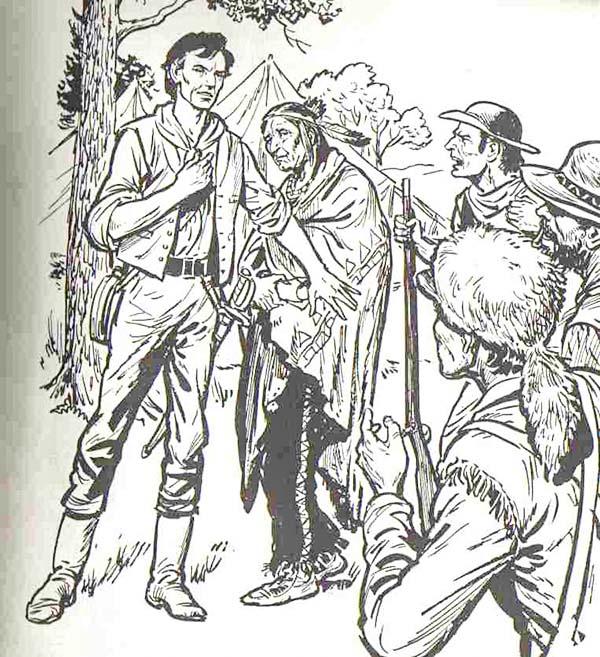 Авраам Линкольн и индейцы