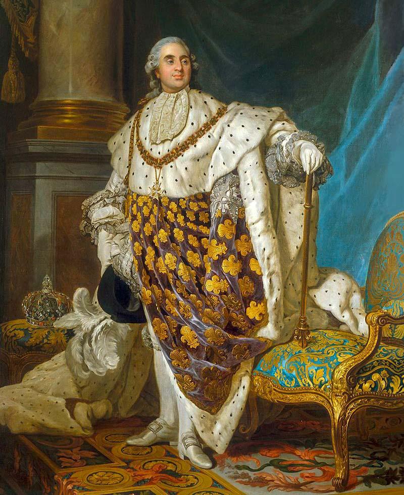 Роль короля Людовика XVI во время Французской Революции